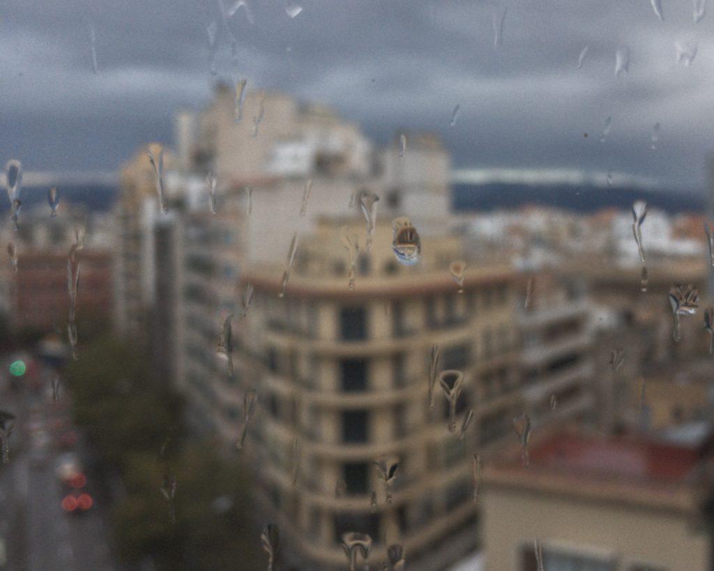 La primera lluvia