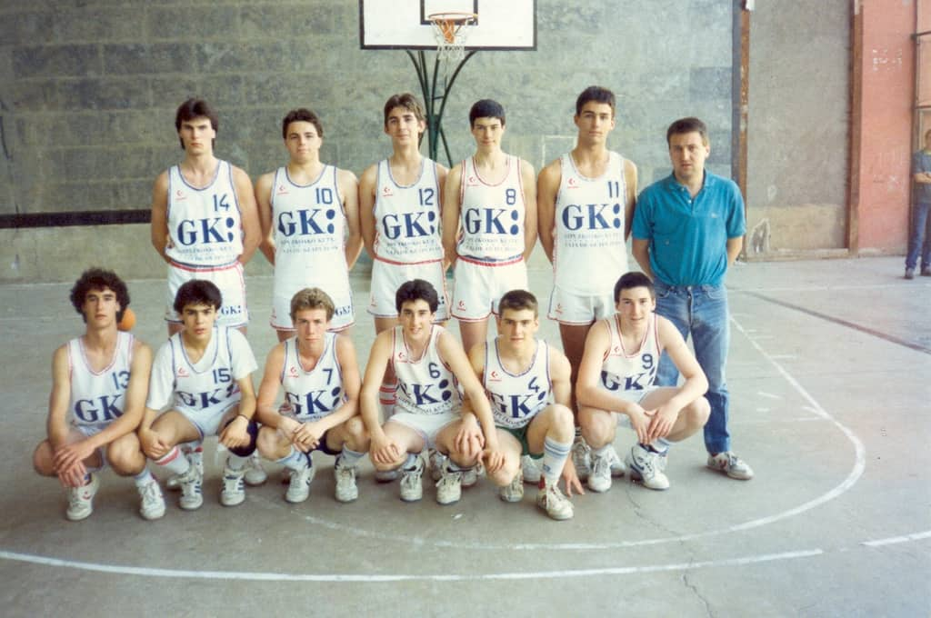Cadete Askatuak 1989