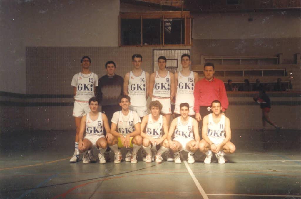 Juvenil Askatuak 1990