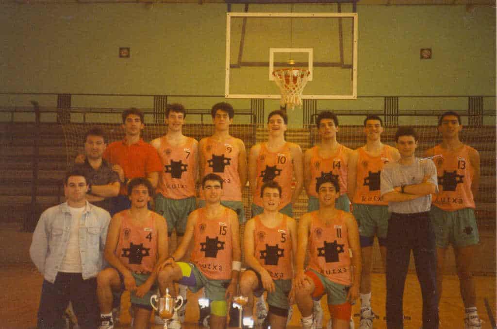 Junior Askatuak 1991